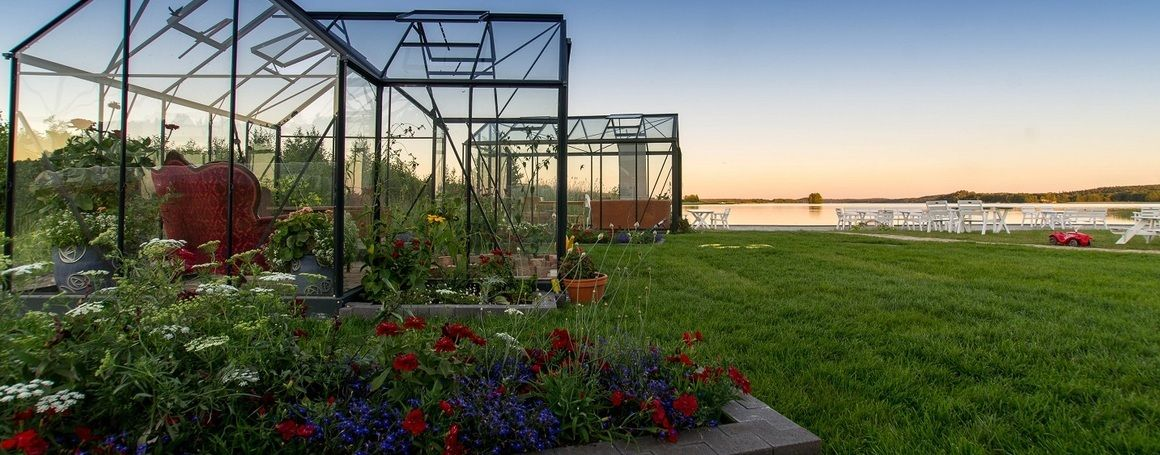 Hornuddens trädgård