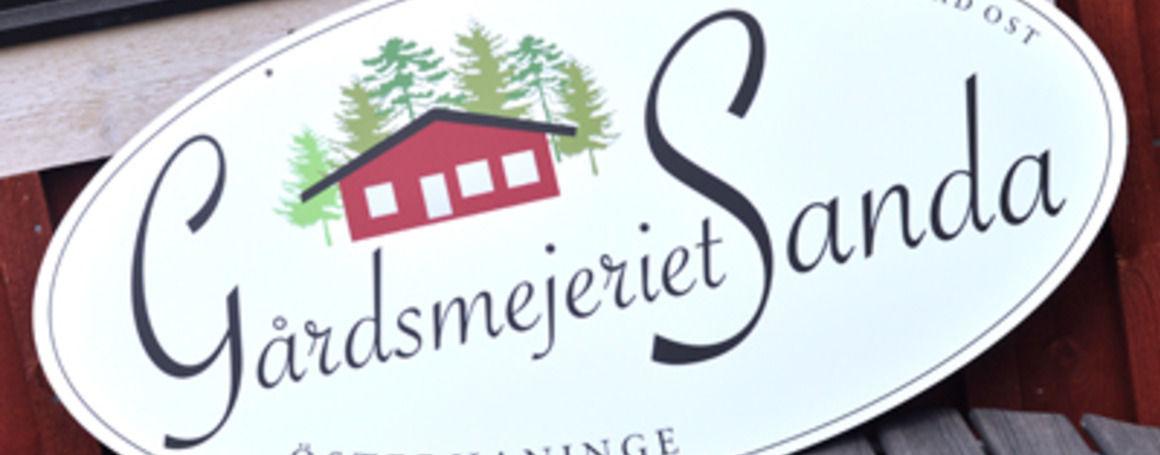 Gårdsmejeriet Sanda