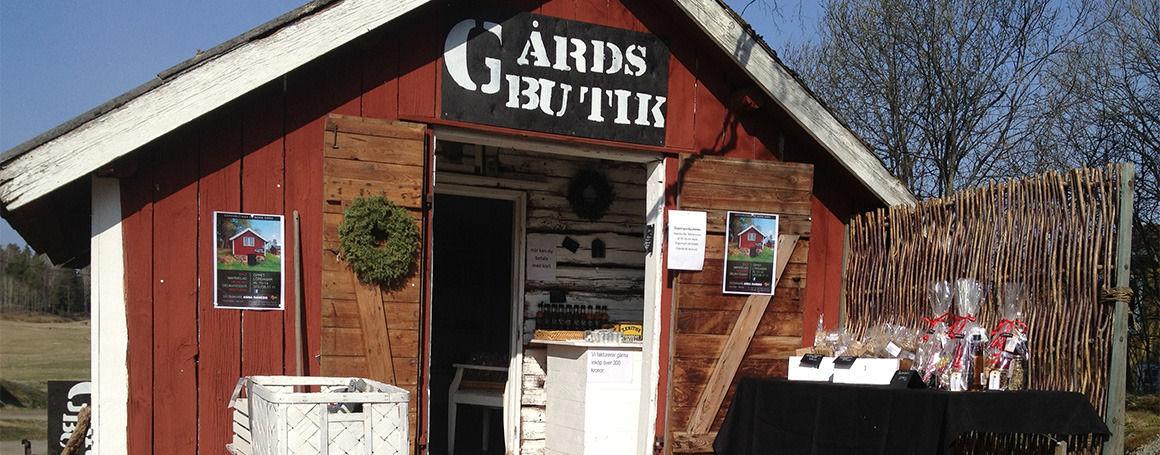 Gårdsbutiken på Nora gård