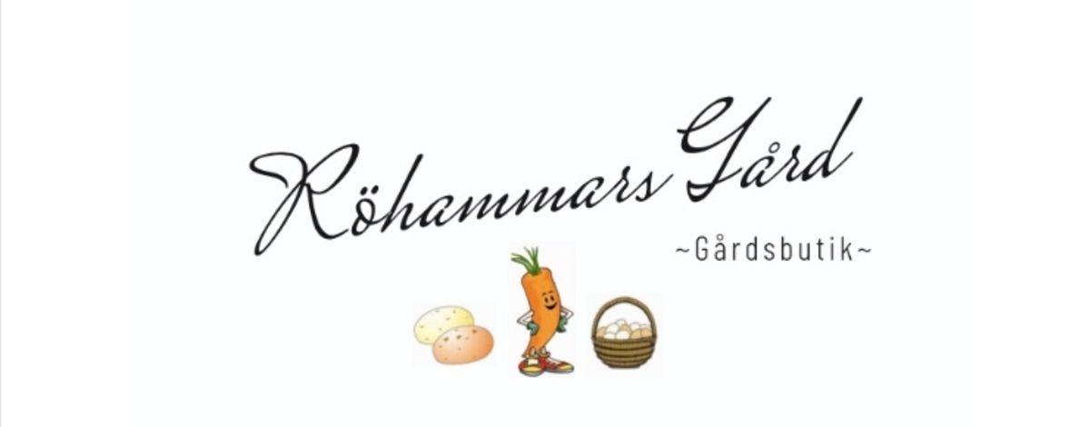 Röhammars gårdsbutik