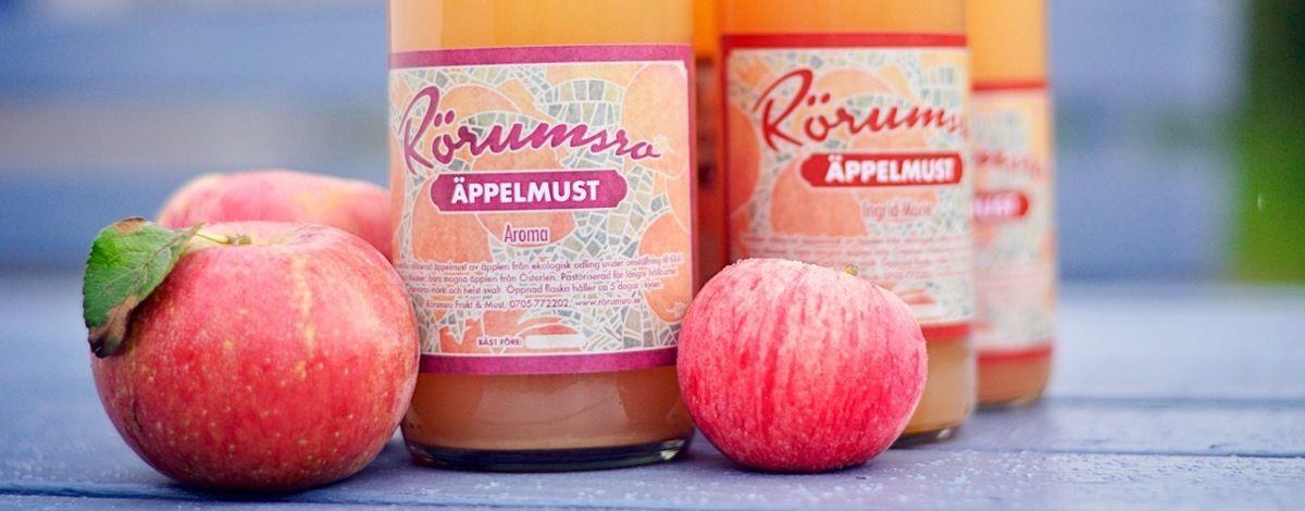 Rörumsro Frukt & Must